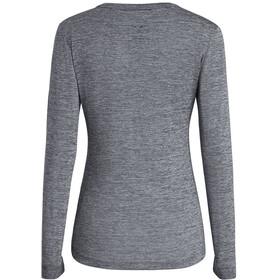 SALEWA Puez Melange Dry T-shirt à manches longues Femme, quiet shade melange